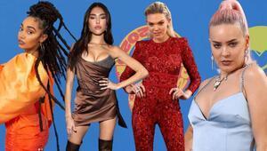 2020 MTV Avrupa Müzik Ödülleri Kırmızı Halı Stilleri