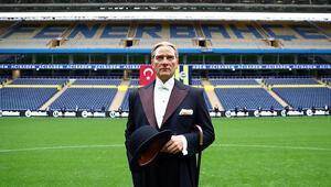 Son Dakika | Fenerbahçeden Atatürk için saygı zinciri