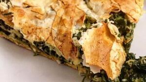 Selanik böreği nasıl yapılır, özelliği nedir İşte ıspanaklı Selanik böreği tarifi