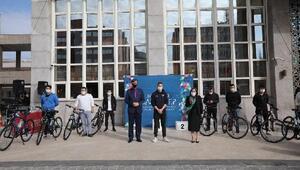 Gaziantepte, sanal oyun turnuvası ödül töreni