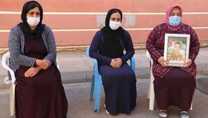 HDP önündeki eylemde 435inci gün; aile sayısı 157 oldu