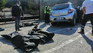 Çanakkalede feci kaza: 3 ölü