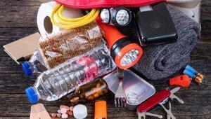 Acil Durum Çantanızı Doğru Malzemelerle Hazırladınız mı