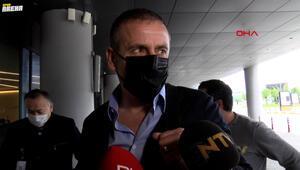 Abdullah Avcı, Trabzona gitmek üzere yola çıktı
