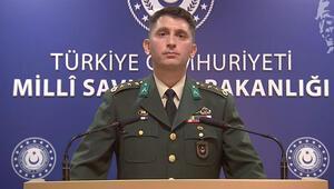 Son dakika haberler... Terör örgütüne ağır darbe Rasulayn ve Tel Abyadda 26 terörist etkisiz hale getirildi