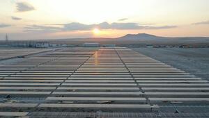 Kalyon Güneş Teknolojileri Fabrikası'nda yatırıma devam