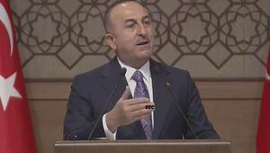 Bakan Çavuşoğlu: Bizi karşısına alan girişimlerin başarı şansı yok