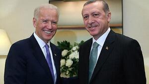 Son dakika haberi: Cumhurbaşkanı Erdoğandan Bidena tebrik mesajı
