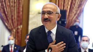 Hazine ve Maliye Bakanı Lütfi Elvan: Dönüşüm programına odaklanacağız