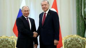 Son dakika haberi: Cumhurbaşkanı Erdoğan ve Putinden kritik görüşme