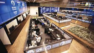 Borsa İstanbul'da çifte rekor