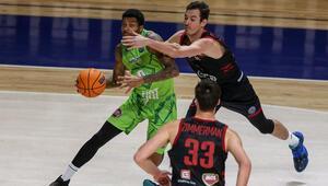 Basketbol: FIBA Şampiyonlar Ligi - TOFAŞ: 93 - ERA Nymburk: 96