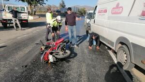 Aydında trafik kazası: 1i ağır 2 yaralı