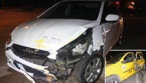Adanada trafik kazası: 3 yaralı