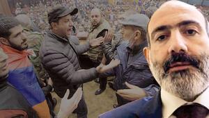 Erivan'da isyan; Paşinyan parfüm derdinde