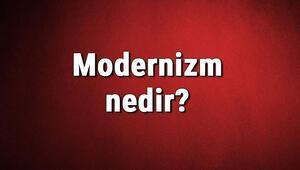 Modernizm nedir Modernizm sanat akımı kurucusu, örnekleri, eserleri ve temsilcileri hakkında bilgi