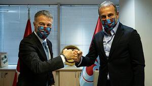 Son Dakika   Trabzonsporda Abdullah Avcı hızlı başladı Dev kulüpleri izliyor...