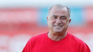 Galatasarayda Fatih Terimin yüzünü güldüren iki futbolcu Bana böyle adamlar lazım
