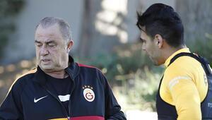 Son dakika haberi | Galatasaraylı Radamel Falcao için olay ihanet iddiası