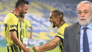 Ömer Üründül: Fenerbahçede Caner Erkin ve Gökhan Gönül sahada kalırsa...