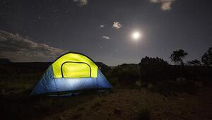 Kamp zevkini yaşayabileceğiniz en iyi 5 yer