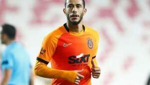 Son Dakika | Galatasarayda Younes Belhanda için Nice devreye girdi