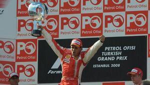 Felipe Massa, Türkiye Grand Prixsinin en başarılı ismi