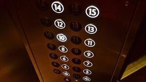 Asansörleri deprem anında kullanmayın uyarısı