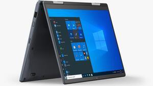 Dynabooktan 1 kilodan hafif ikisi bir arada bilgisayar
