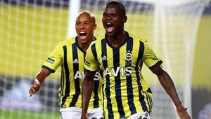 Son Dakika   Fenerbahçeden Samatta için sakatlık açıklaması