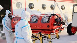 Rusyada korkutan koronavirüs vaka artışı