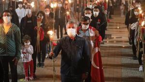 Manavgatta Atatürke anlamlı anma töreni