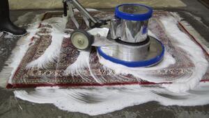 Virüs endişesi halı yıkamaya talebi arttırdı