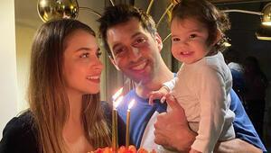 Gamze Erçel eşi, Caner Yıldırımın doğum gününü kutladı
