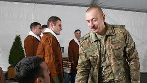 Azerbaycan Cumhurbaşkanı Aliyev: Türkiyenin manevi ve siyasi desteği zaferimizde büyük rol oynadı