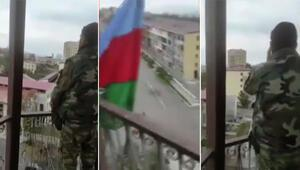 Son dakika haberi: Azerbaycan ordusunun işgalci Ermenistandan kurtardığı Şuşada 28 yıl sonra ilk ezan okundu