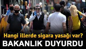Son dakika haberi: Açık alanda sigara içmek yasaklandı mı ve nerelerde sigara yasak İçişleri Bakanlığı duyurdu: İşte sigara yasağı olan iller
