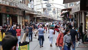 Son Dakika Haberi...  İçişleri Bakanlığından flaş koronavirüs genelgesi  İnsanların yoğun olduğu cadde ve sokaklarda sigara içmek yasak