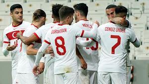 Türkiye 3-3 Hırvatistan /Maçın özeti ve golleri