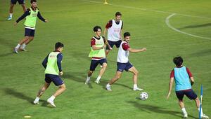 Aytemiz Alanyaspor, Antalyaspor maçı hazırlıklarına başladı