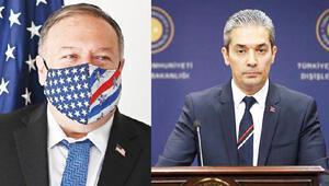 Pompeo'nun patrik ziyaretine Ankara'dan tepki