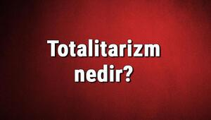 Totalitarizm nedir Felsefede totalitarizm akımı özellikleri, kurucusu ve temsilcileri