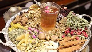 12 bitkiyi bir araya getirip kış hastalıklarına karşı Osmanlı çayı hazırladılar