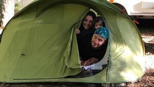 Çocuklu ailelerin sonbahar kampı yaparken dikkat etmesi gerekenler