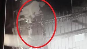 Çaldığı 5 bin liralık bisikletle kaçarken kameraya yakalandı