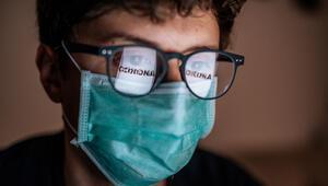 Uzman isim yanıt verdi: Gözlük takanlarda koronavirüs daha mı az görülüyor