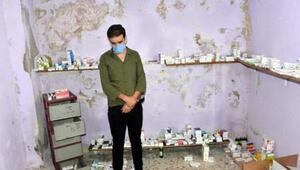 Kahramanmaraşta kaçak klinik işleten Suriyeli 7 doktor, adliyede