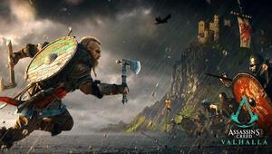 Assassins Creed Valhalla satışa çıktı: İlgi büyük oldu