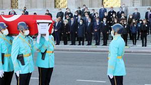 Kılıçdaroğlu, eski milletvekili İlhami Çetinin cenaze törenine katıldı
