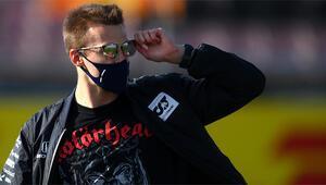 Formula 1 pilotu Daniil Kvyat: İstanbul Park için sabırsızım